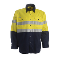 RETROBREEZE Lite Reflective Hi-Viz Shirt