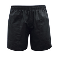Hard Slog Mens Drill Shorts - Mid