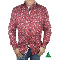 JIMMY STUART MENS BANDIT L/S SHIRT
