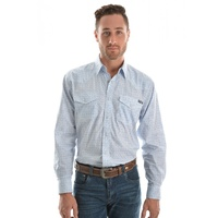 MENS BULL HEAD CHECK SHIRT