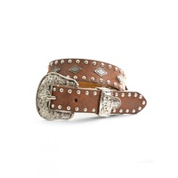 PURE WESTERN ZANA KIDS BELT