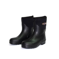 Snugga Short Neoprene Gumboot