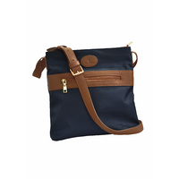 THOMAS COOK NAVY RIVERDALE MESSENGER BAG