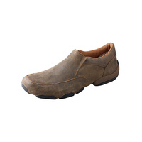 Mens Driving Mocs Bomber
