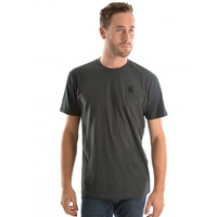 THOMAS COOK CHARCOAL MARLE TEE