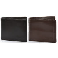 THOMAS COOK LEATHER EDGED WALLET