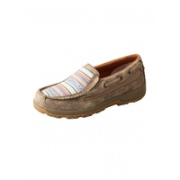 TWISTED X AZTEC CELL STRETCH SLIP ON