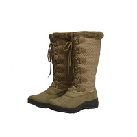 Womens Whistler Snow Boot Taupe