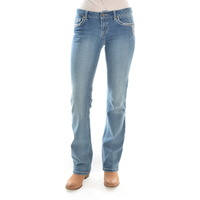 WRANGLER ABOVE HIP MOONSHINE JEANS